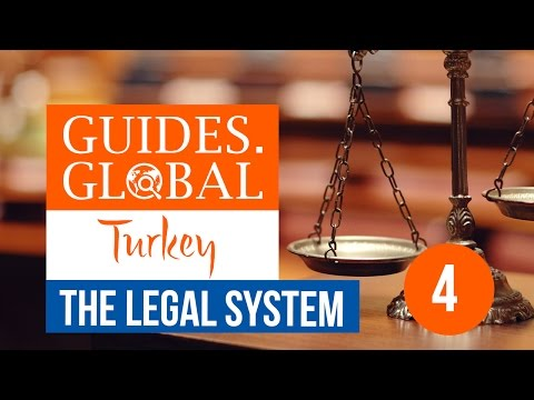 The Legal System in Turkey - Part 4 - Key People (Lawyers, Notaries, Judges)