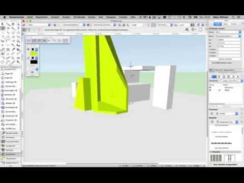 FHNW Vectorworks: Grundlagen