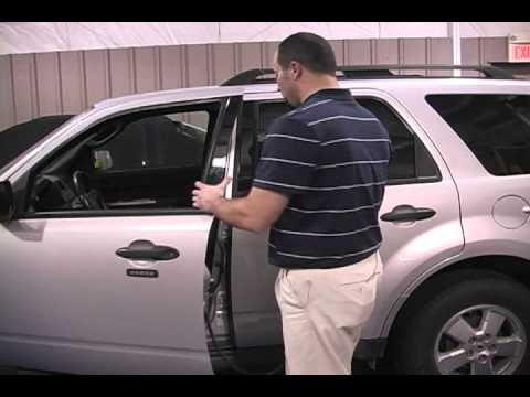 Car Door Latch Striker
