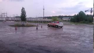 Киевский Центр повышения водительского мастерства