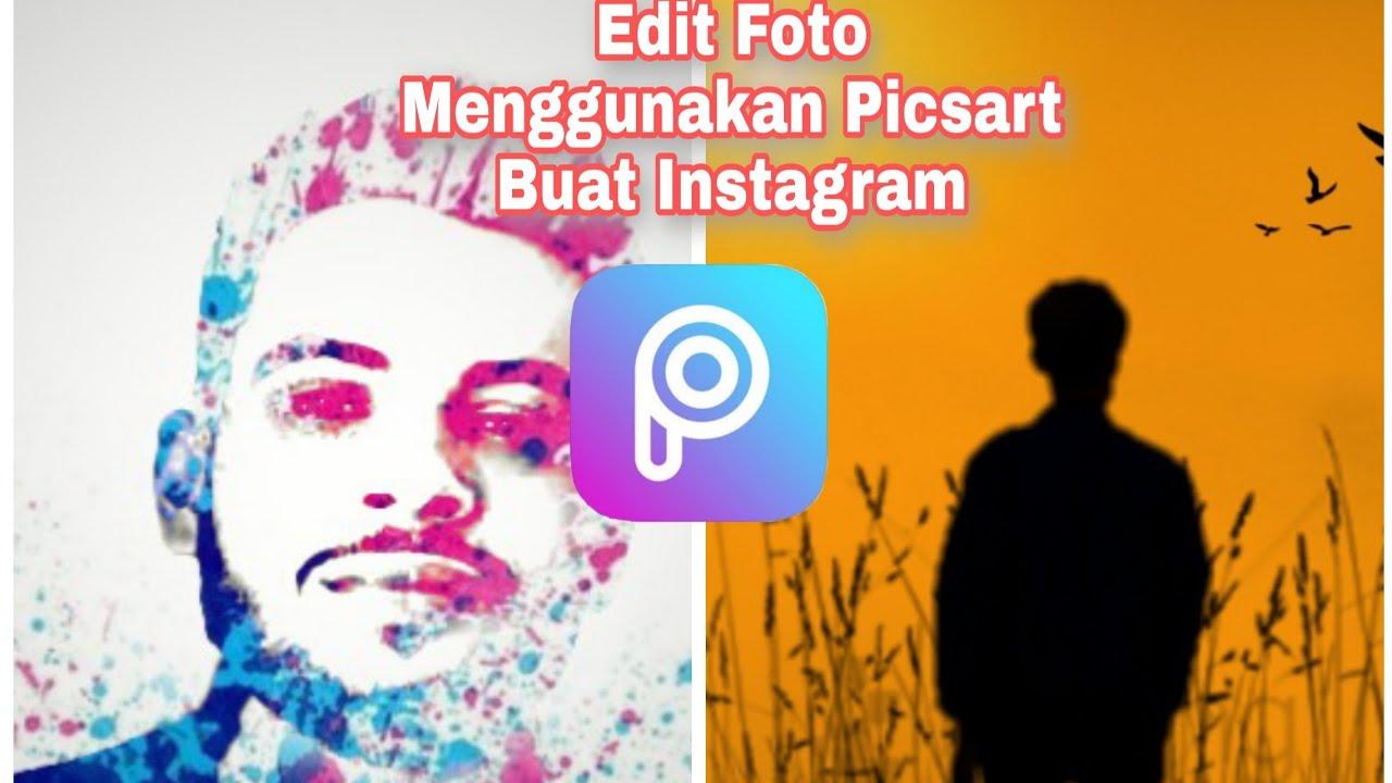 Cara Edit Foto Buat Instagram Biar Keren - Titorial ...