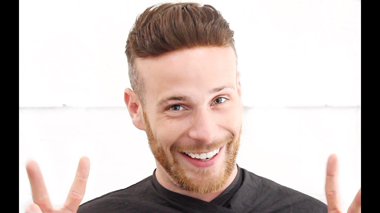 Richards Wedding Hair Transformation