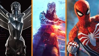 The Game Awards Announce Nominees + Battlefield V Reviews + New Spider-Man DLC