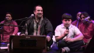 """Tere Mast Mast Do Nain"" - Ustad Rahat Fateh Ali Khan Live Performance in Las Vegas, USA"