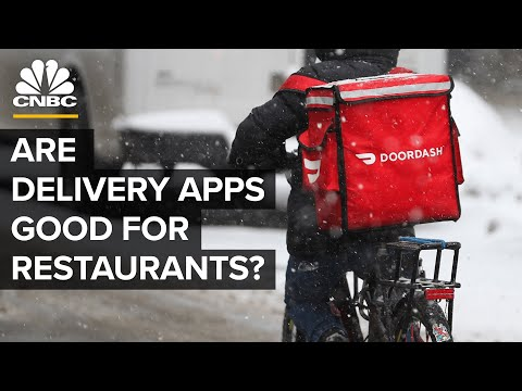 Are DoorDash, UberEats Good For Restaurants?