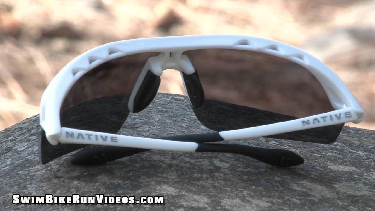 7802b42215 Native Eyewear Nova Polarized Sunglasses - YouTube