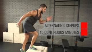 Super Stepup Workout