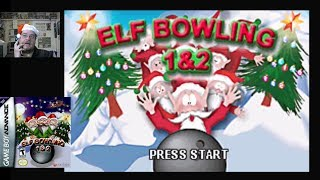 Christmas gaming 2018: Elf Bowling 1 & 2 for Game Boy Advance