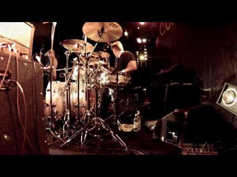 "Thomas Lang drum cam with Paul Gilbert ""massive Monster Medley"""