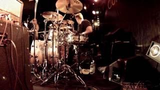 "Thomas Lang drum cam with Paul Gilbert ""massive Monster Medley"""