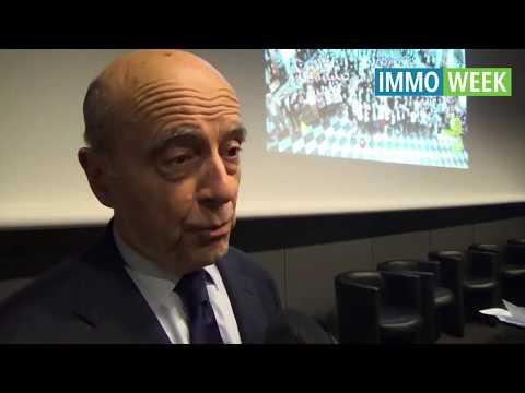 SIMI 2017 - Interview Alain Juppé