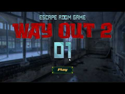 Escape room game way out 2 - 1 |