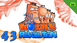 WORMS REVOLUTION # 43 - 21 Wurm Street «» Let