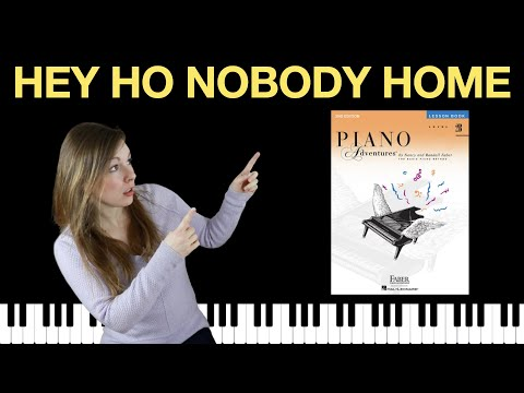 hey,-ho,-nobody-home-(piano-adventures-level-2b-lesson-book)