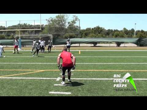 2014 E7 SUMMER TRAINING CAMP - SMALL SKILL 1 ON 1s