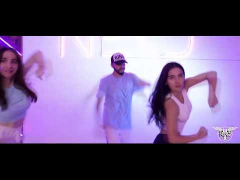 SAM SMITH - Dancing with a Stranger   Emus Nero Choreography