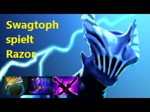 Swagtoph spielt Razor