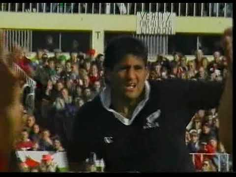 New Zealand vs British and Irish Lions 1993 Auckland 3er Test