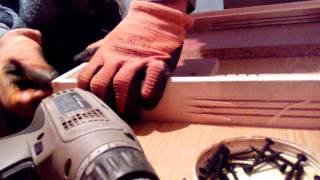 Как сделать улей.  (сборка крыши) Улей своими руками(Сборка крыши улья своими руками видео., 2016-01-22T11:32:28.000Z)