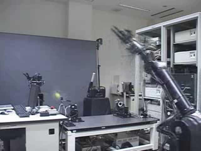 High-Speed Robot Hand