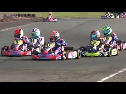 Go kart racing apologise