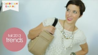 Fall & Winter Fashion Trends Thumbnail