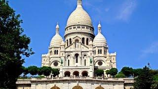 Монмартр, Базилика Сакре-Кёр, Париж