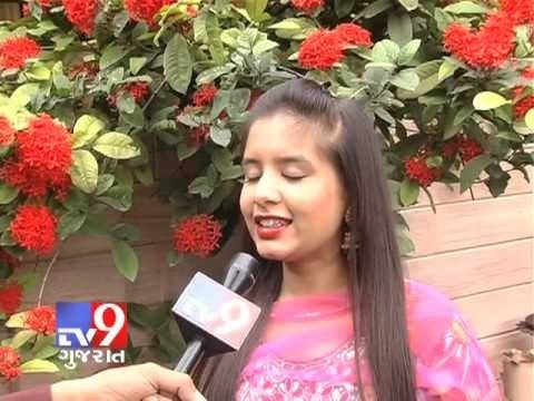 Aishwarya majmudar  live interview