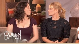 Crazy 8's with Kat Dennings and Beth Behrs on The Queen Latifah Show