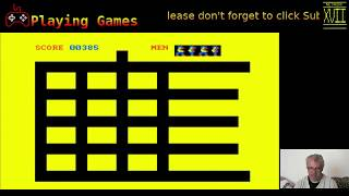 Network 17   Playing Games  ( Episode 1 - Amstrad CPC Games: Chuckie Egg and Oh Mummy ! )
