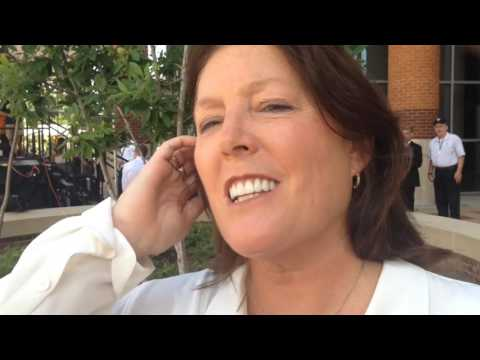 Sally Jenkins shares memories of Pat Summitt