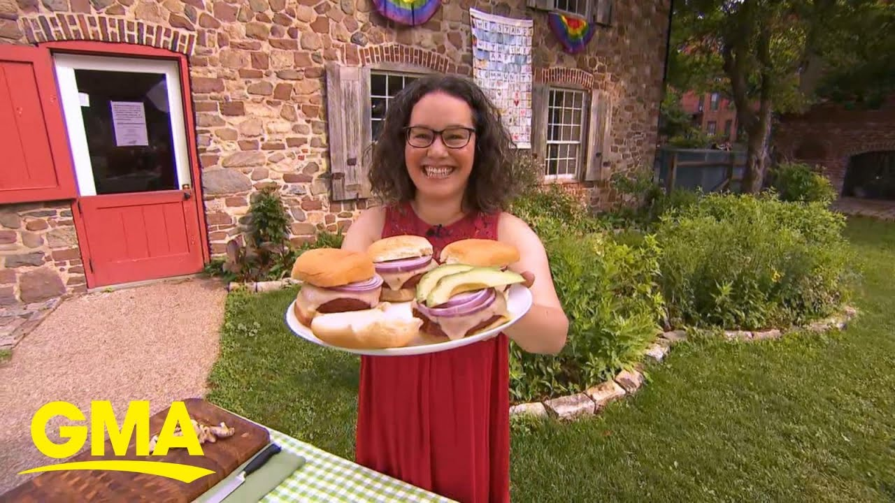 Delicious meatless meals for the grill | GMA