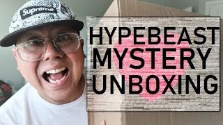 HYPEBEAST SURPRISE MYSTERY BOX SNEAKER UNBOXING
