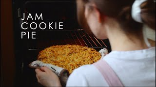 Jam Cookie Pie - for the loved ones  Recipe + Song Cover