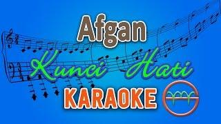 Afgan - Kunci Hati (Karaoke Lirik Chord) by GMusic