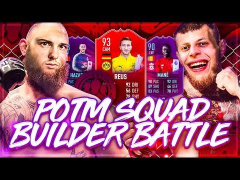 FIFA 19: POTM SPECIAL SQUAD BUILDER BATTLE vs Typ aus dem Osten 🔥🌚