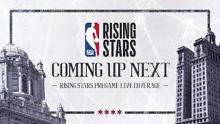 Pregame Coverage Live | 2020 NBA Rising Stars Game