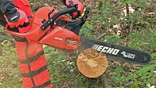 Chainsaw Safety and Proper Operation