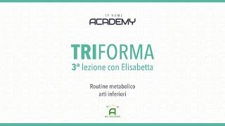TriForma - LEZIONE 3