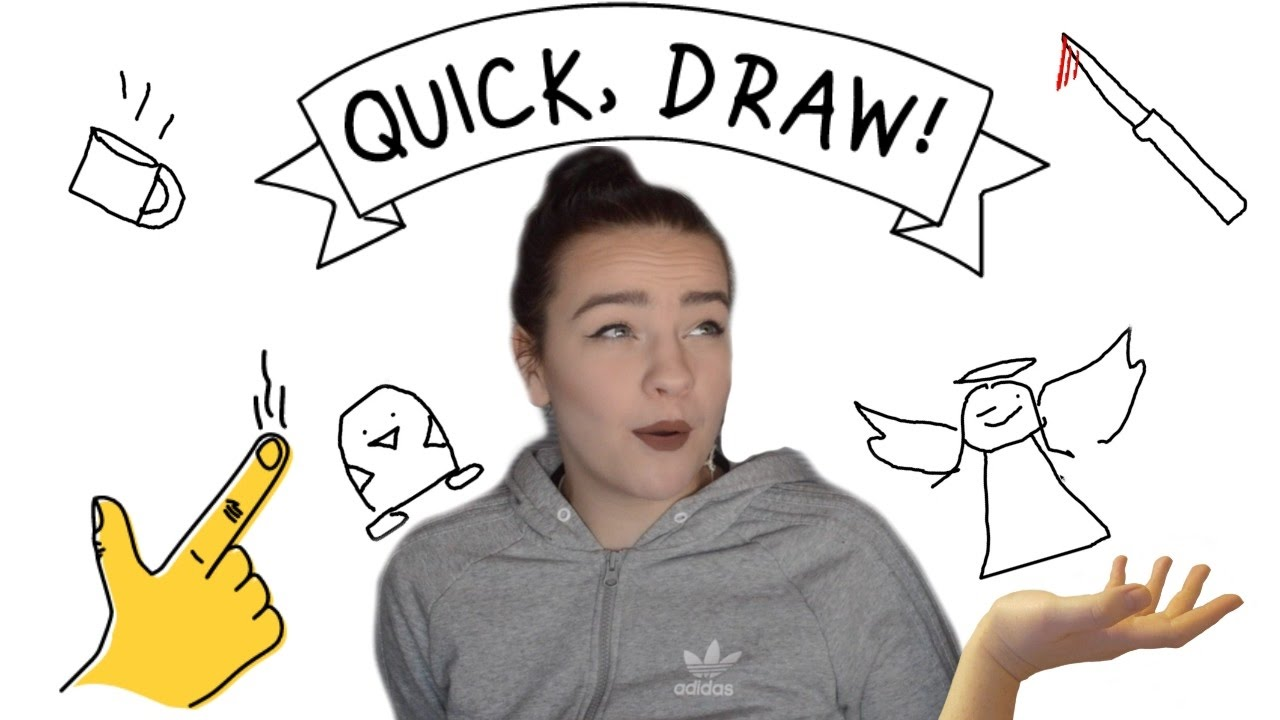 Google Quick Draw On Katki Let S Play Youtube