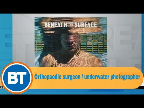This Toronto Orthopaedic surgeon does underwater photography