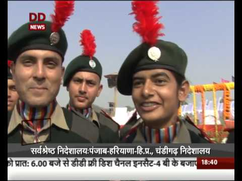 DD News speaks to winners of Best NCC Directorates' cadets