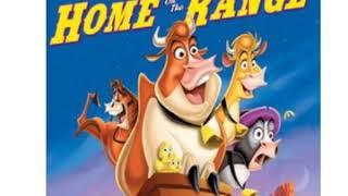 Home On The Range & Mulan 2 (UK) DVD Unboxing
