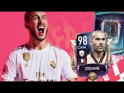FIFA Mobile 20 Biggest Now And Later Pack Opening! 98 OVR Prime Icon Zidane | FIFA Football 20