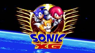 Sonic XG OST - The Doomsday (Extended)