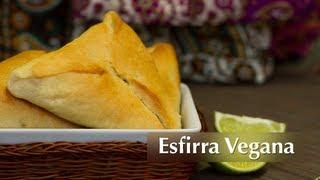 Receita de Esfirra Vegana