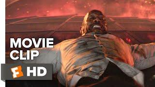Skyscraper Movie Clip - Explosion (2018) | Movieclips Coming Soon