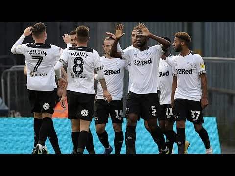 SHORT MATCH HIGHLIGHTS   Oldham Athletic Vs Derby County