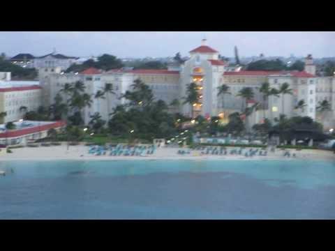 The Bahamas port of Nassau