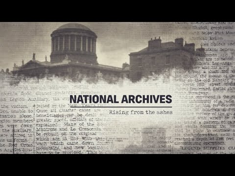 Rising from the ashes: salvaged material from the Public Record Office of Ireland, 1922